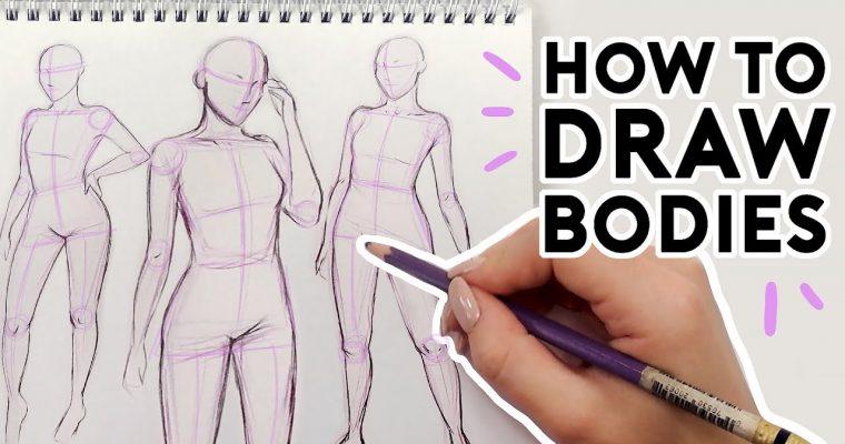 איך לצייר גוף