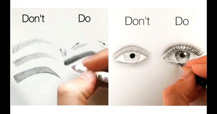 10 טיפים קלים לציור פנים